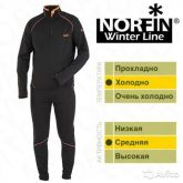 Термобелье Norfin WINTER LINE 06 (к-т), р.ХXXL